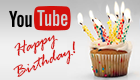 you-tube birthday