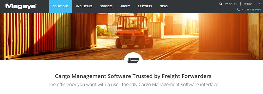shipping logistics and tracking management software