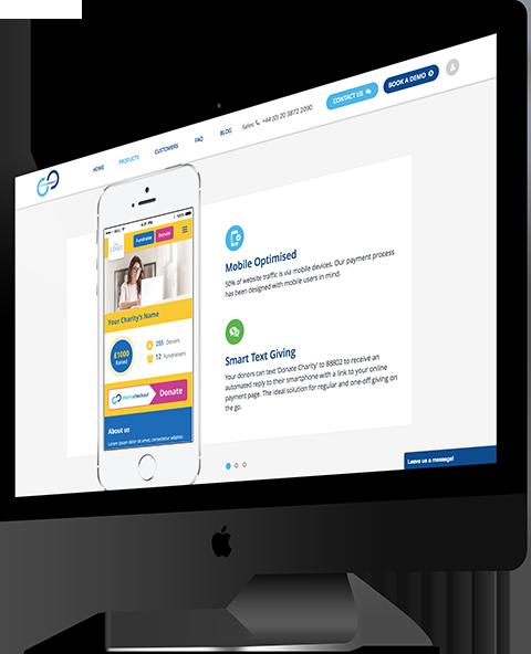 Charity Checkout  NET-based donation platform