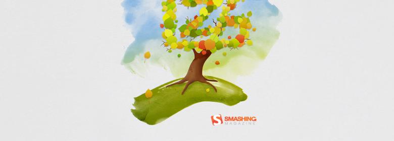 """Zfort Autumn"" Wallpaper Featured in Smashing Magazine"