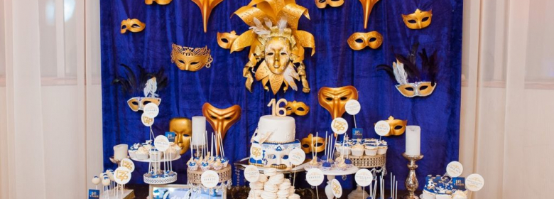 Zfort Group 16th Annual Birthday Celebration Masquerade ball