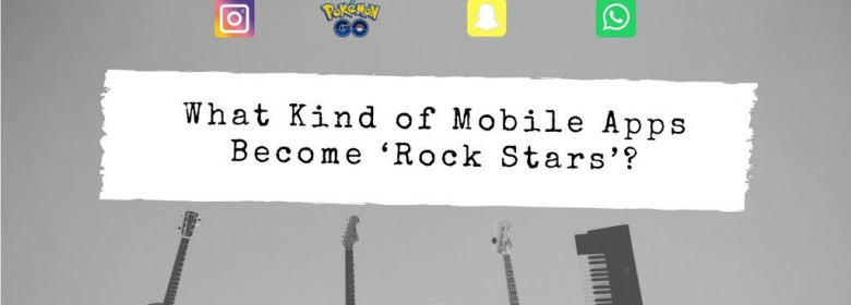 What Kind of Mobile Apps Become 'Rock Stars'?