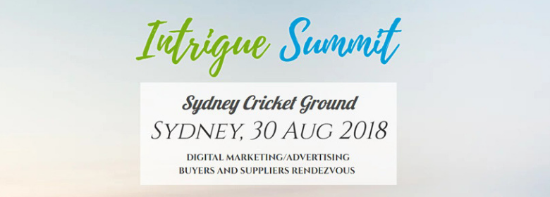 Zfort Group Attended Intrigue Summit Sydney