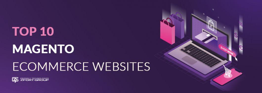 10 best magento websites