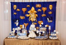 Zfort Group 16th Annual Birthday Celebration Masquerade ball