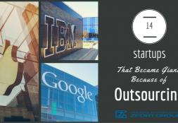Startups That Became Giants Because of Outsourcing