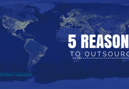 Infographics: 5 Reasons to Outsource Your Software Development