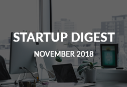 STARTUP DIGEST #12: BLOCKCHAIN / BIG DATA / PODCASTS ( NOVEMBER , 2018)