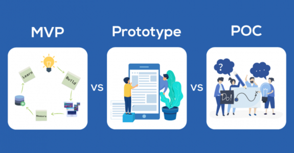How to introduce your idea. PoC, MVP or Prototype?