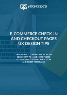 E-commerce Check-In and Checkout Pages UX Design Tips